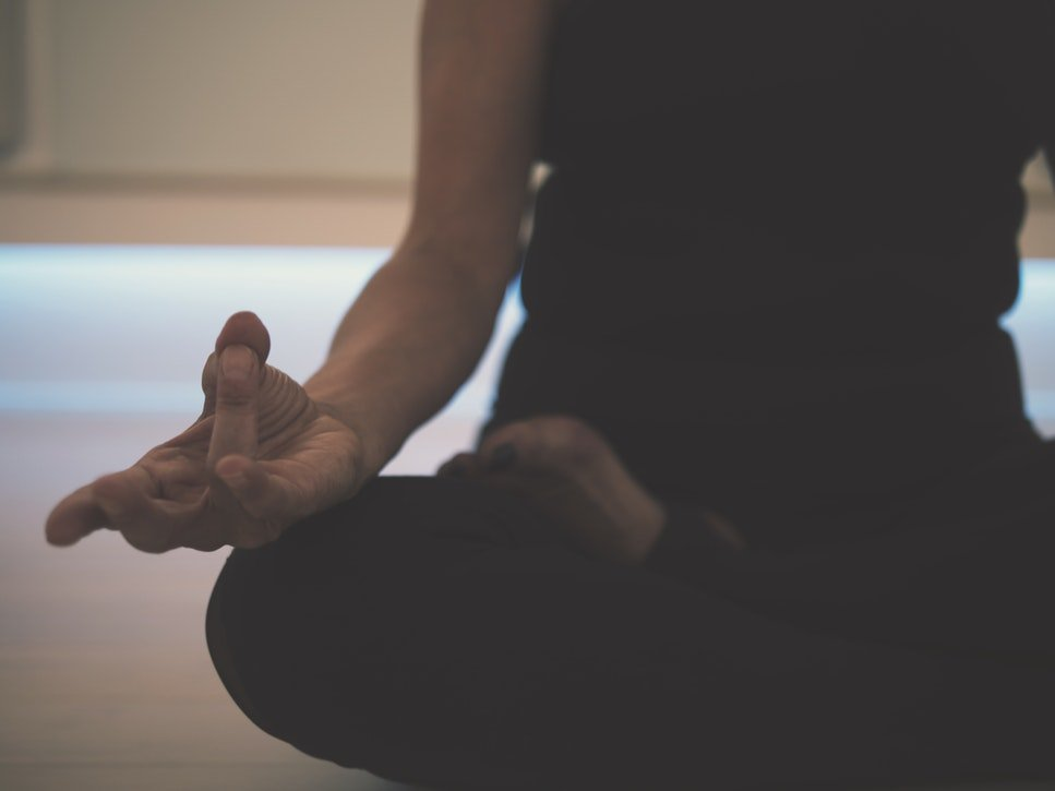 meditation for stress relief - healthy ways to reduce stress - blog