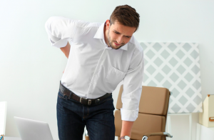 Difficult Standing - Lower Back Pain Treatments in Chicago - Ankylosing spondylitis