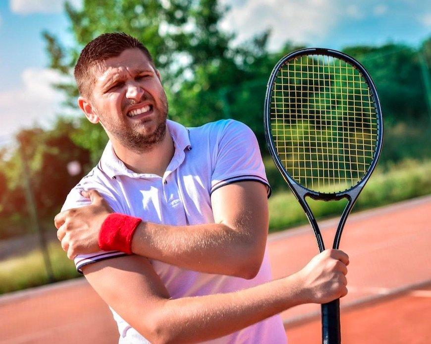 Shoulder Rotator Cuff Tennis Injury treatment in Chicago